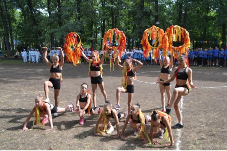 На Спартианском фестивале встретились четыре лагеря