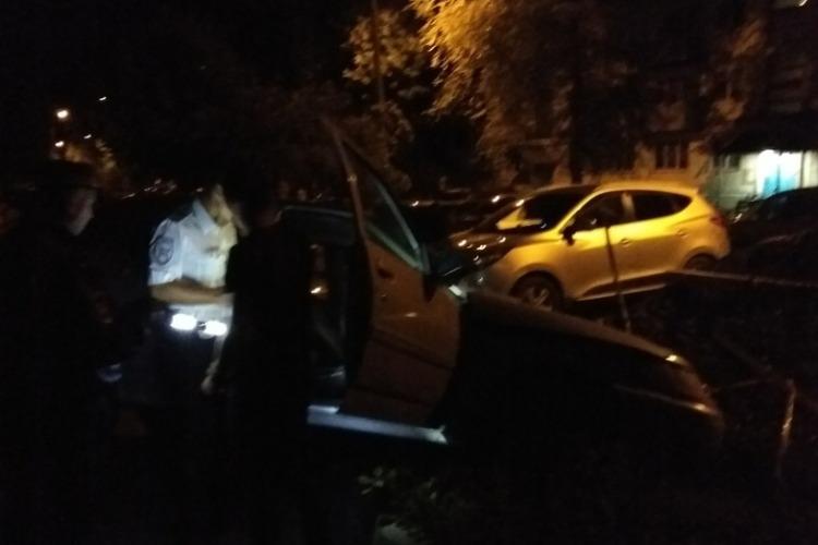 Ночная погоня в Балакове. Гаишники задержали лихача с поддельными номерами