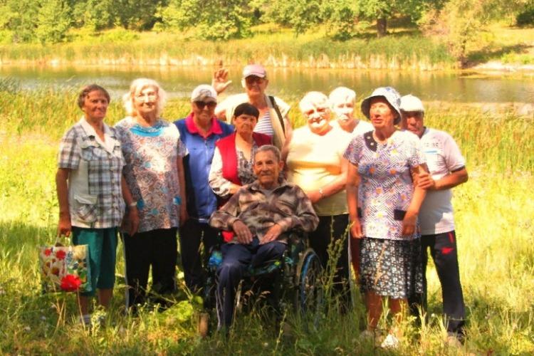 Жители дома-интерната посетили Большой Иргиз
