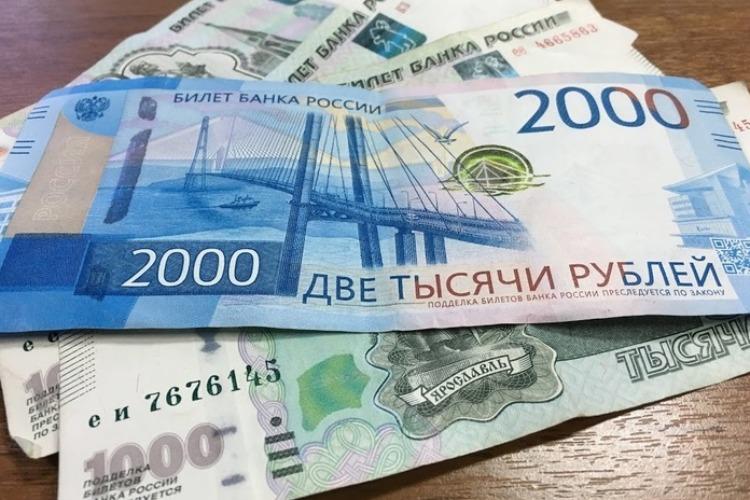 Средняя зарплата в Саратовской области выросла на 2 тысячи рублей