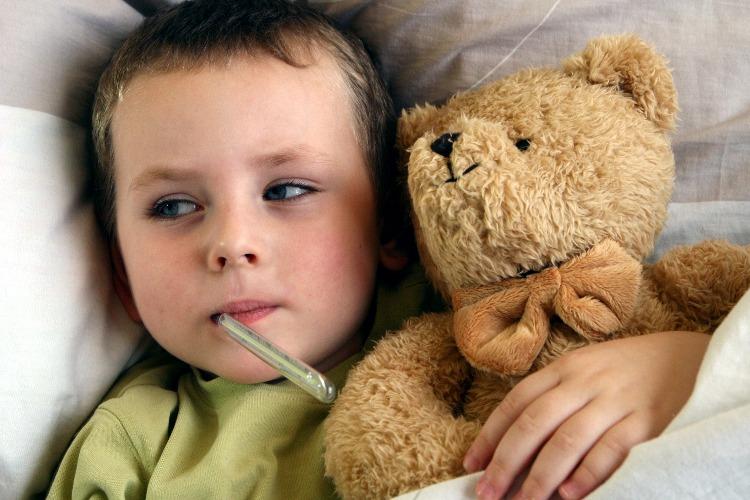 В Балаковском районе зарегистрированы 17 случаев кишечной инфекции у детей