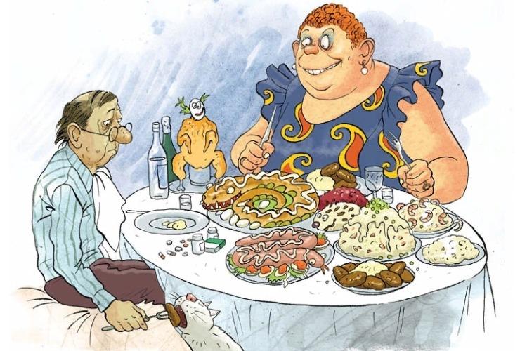 Наше питание стало полезнее и здоровее