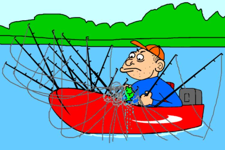 Новое - о самом народном хобби. Сети и взрывчатка для рыбалки уже запрещены