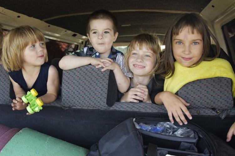Водитель микроавтобуса привлечен к ответственности за незаконную перевозку детей