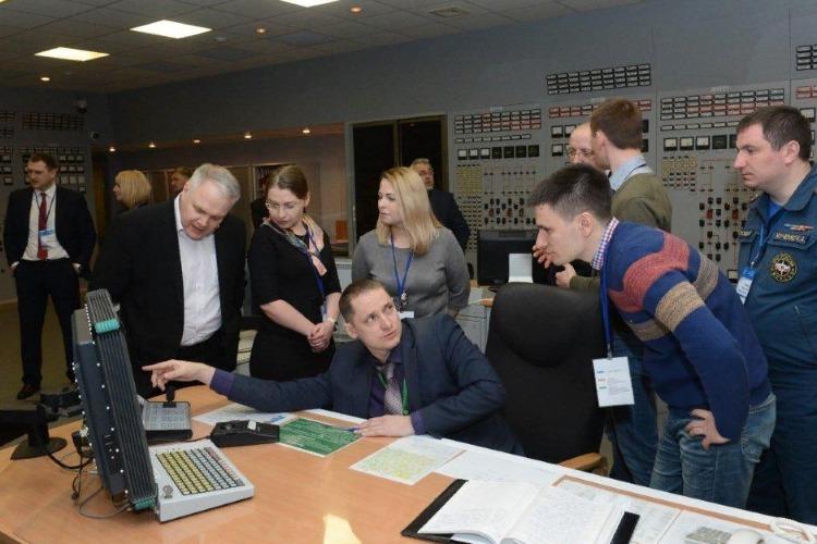 Балаковская АЭС приглашает к обмену опытом в области культуры безопасности и охраны труда