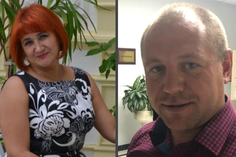 На место заместителя начальника отдела по спорту претендуют Рящикова и Першуков
