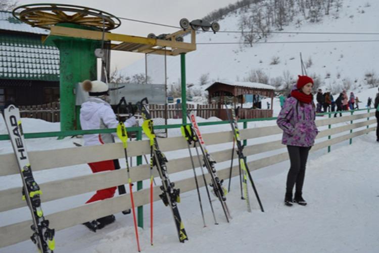 Горнолыжники из Вольска приедут на тренировки в Балаково