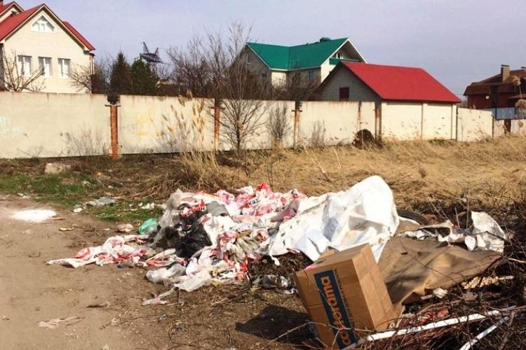 Из поселка Дзержинского и Сазанлея вывезут весь мусор