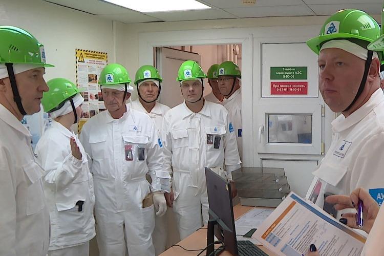 Международная страховая инспекция подтвердила высокий уровень надежности и безопасности Балаковской АЭС