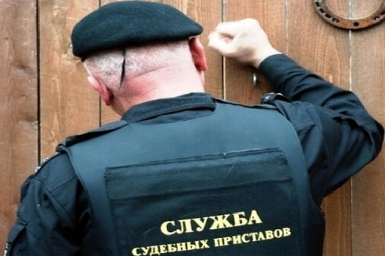 Сотрудники налоговой инспекции вместе с судебными приставами нагрянули в Ивановку