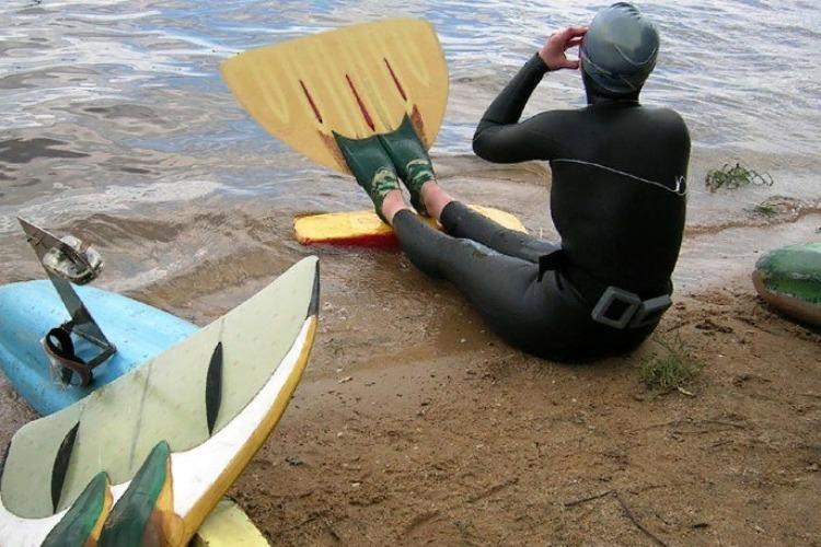 Подводный спорт в Балаково скорее мертв, чем жив