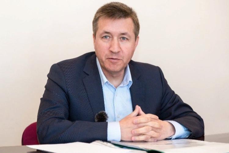Александр Соловьев поздравляет земляков с Днем Государственного флага