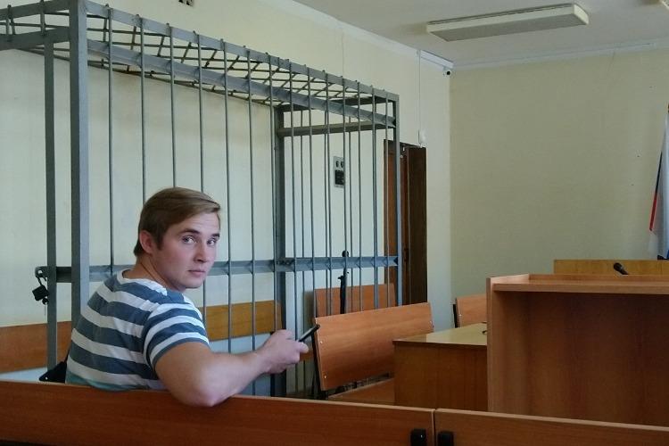 Данила Бузанова оштрафовали на 15 тысяч. Прямая речь подсудимого