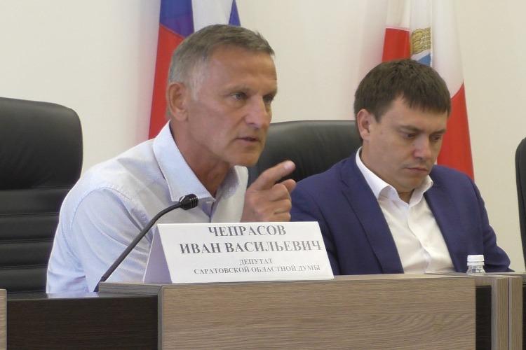 Иван Чепрасов - обманутым дольщикам: Караман повела вас совсем не туда!