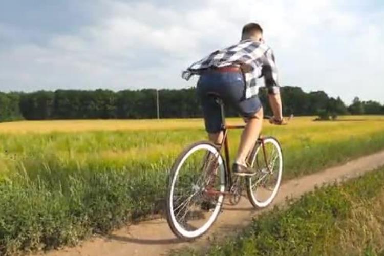 Юный вор покатался на чужом велосипеде 3 месяца и вернул владельцу
