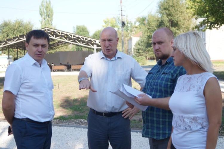 Совершенно официально - о визите Министра к обманутым дольщикам Балакова