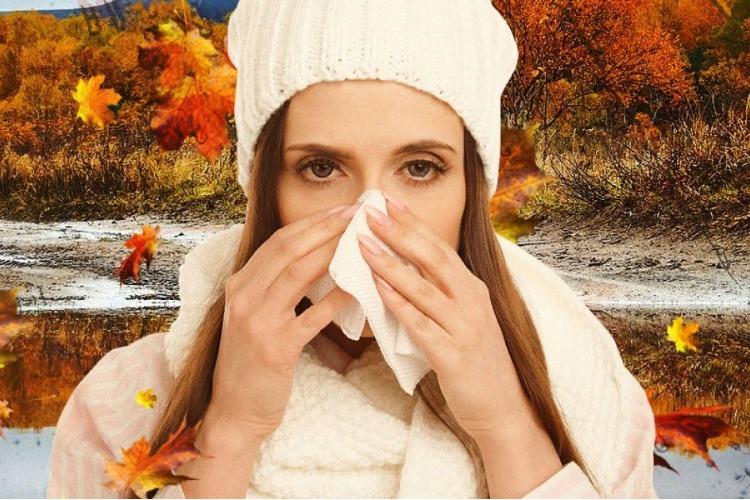 С каким здоровьем встретили мы осень