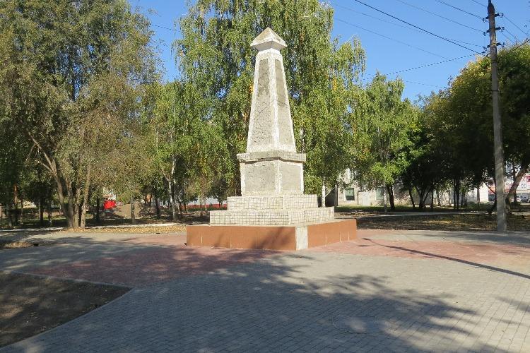 Реконструкция памятников не вошла в программу благоустройства