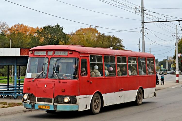 Балаково во второй сотне рейтинга оценки качества работы общественного транспорта
