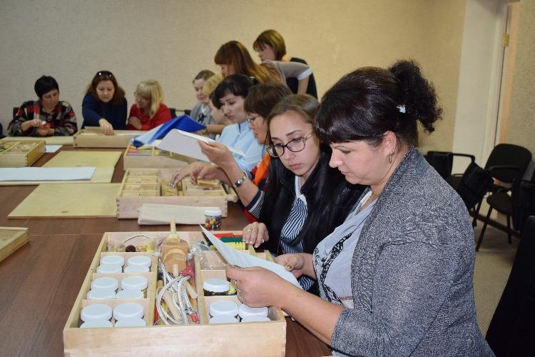 В центре Семья обсудили как облегчить детям-аутистам обучение в школе