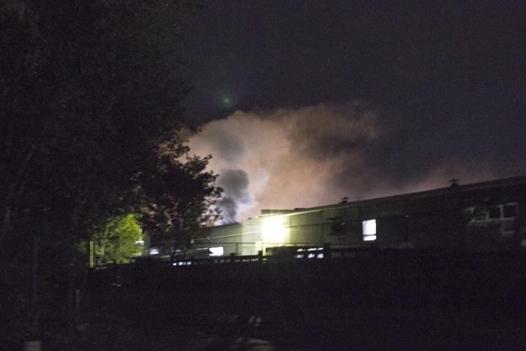 В погоне за дымом. Сегодня ночью прошел очередной рейд Гражданского дозора