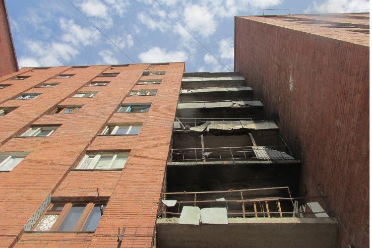 В общежития города скоро поступит долгожданное тепло