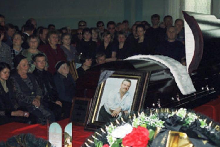 17 лет спустя раскрыто убийство Михаила Круга