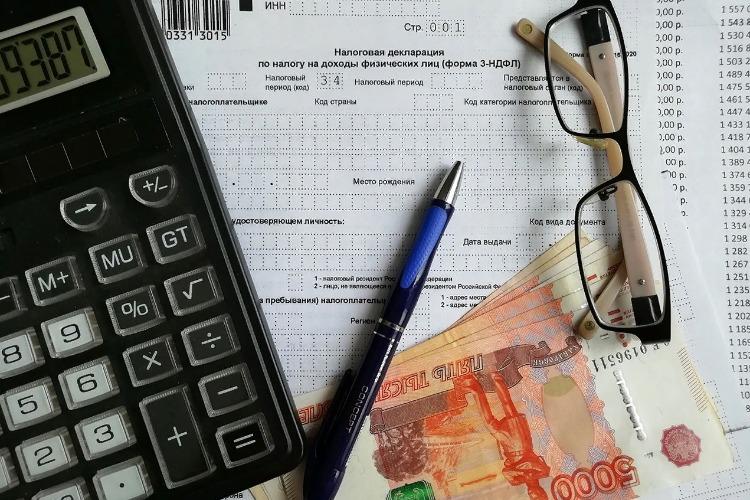 Налоговый вычет за квартиру ребенка