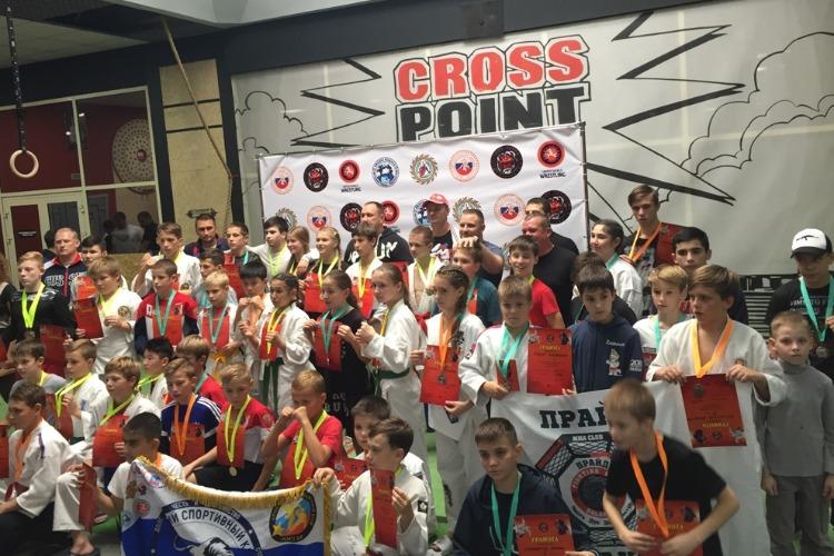 Балаковские спортсмены приняли участие в межрегиональном турнире по Араши Карате