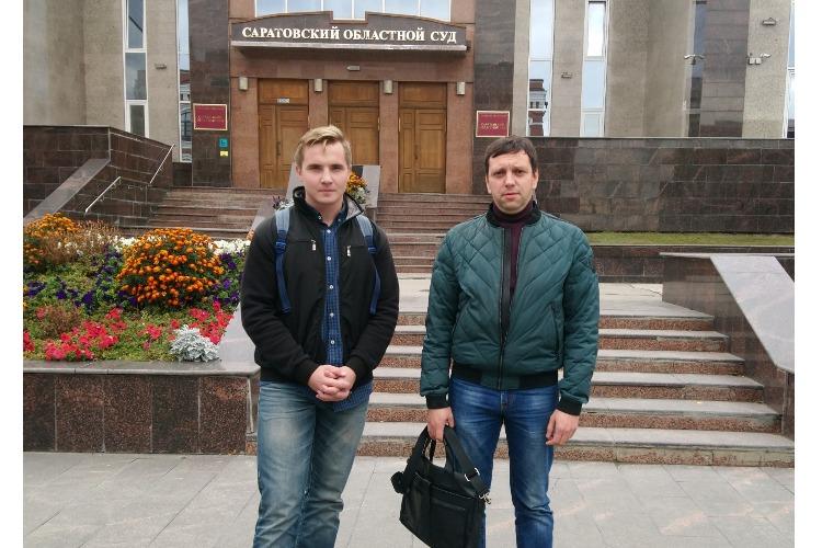 Областной суд отменил штраф гордепа Дениса Мамаева