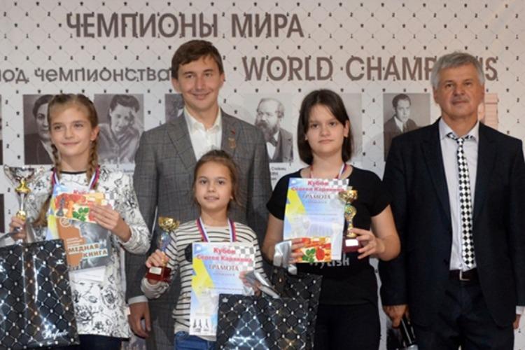 Юные шахматисты Балакова среди лучших в области