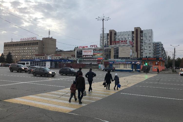 Пешеходам у Руси дали еще 6 секунд