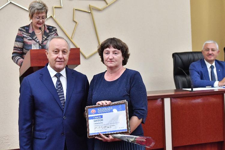 У Балаковской АЭС - награда первой степени регионального уровня за участие в решении социальных проблем территорий и за развитие корпоративной благотворительности