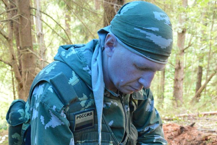Сергей Василенко: Баня стояла на солдатских костях