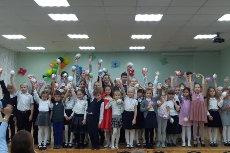 В Детской школе искусств №1 прошел праздник первоклассника
