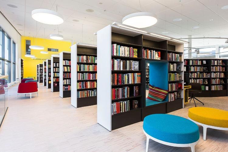 Модельная библиотека торжественно откроет свои двери 7 ноября