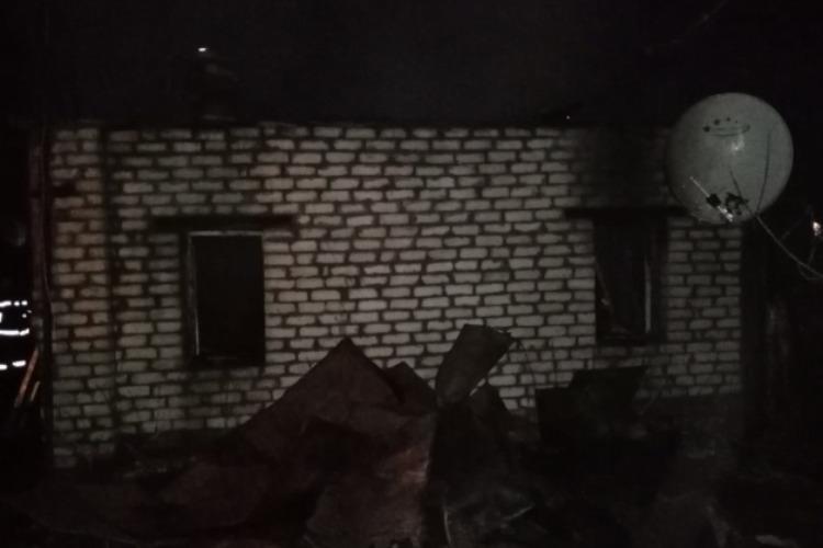 Двое детей спасли взрослых и сами погибли в огне