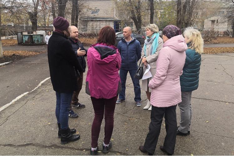Воркаут, мини-футбол и ГТО. Депутат Гизатуллин озвучил планы на спорткомплекс в 4 микрорайоне