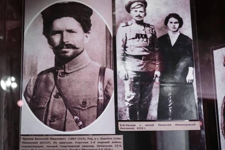 Балаковский музей пополнится копиями личного дела Василия Чапаева