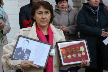 Сельской школе присвоили имя полного кавалера ордена Славы