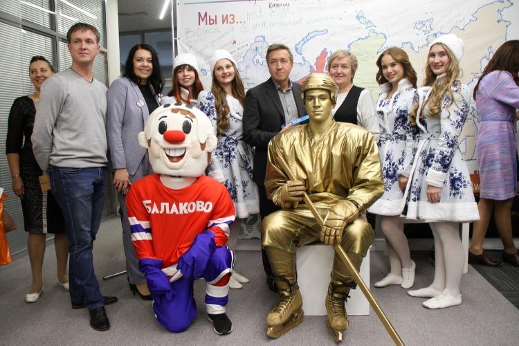 Балаково в авангарде российского событийного туризма