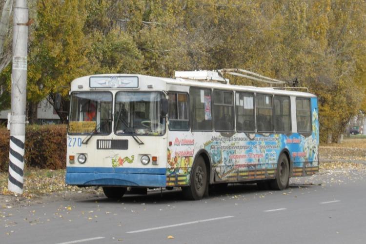Итоги троллейбусного опроса на сайте sutynews