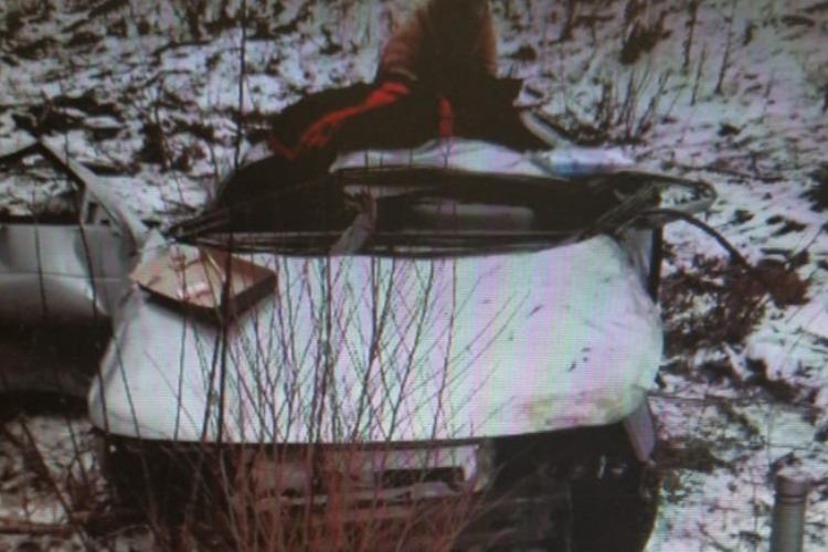 Столкнулся со встречным автомобилем и вылетел в кювет. Сводка ГИБДД Балакова