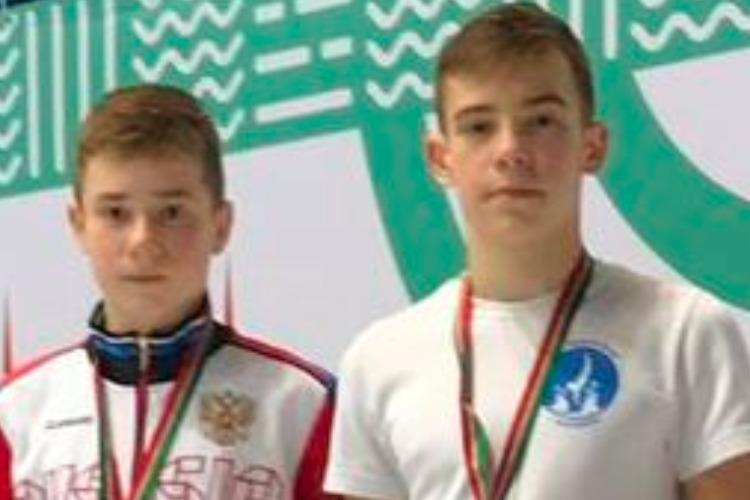 Балаковские прыгуны в воду стали медалистами международных соревнований