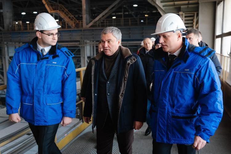 """Масштабный инвестпроект """"Металлургического Завода Балаково"""" позволит создать более 6000 рабочих мест"""