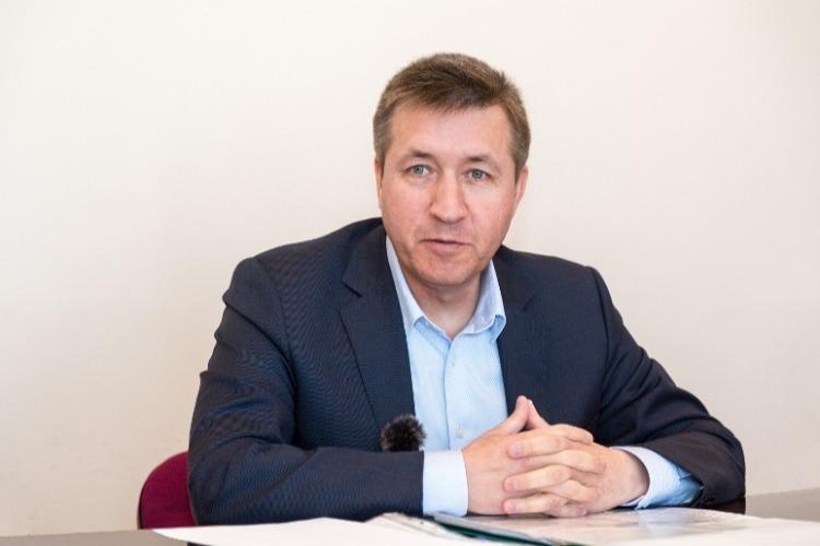 Александр Соловьев поздравляет жителей Балакова и района с Днем Конституции