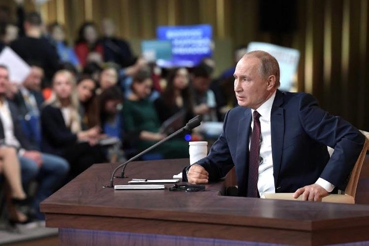О скрытых и открытых смыслах пресс-конференции Путина