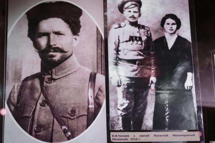 Мой дед чудом спасся, когда погиб Чапаев.О семейном предании Астраханского митрополита