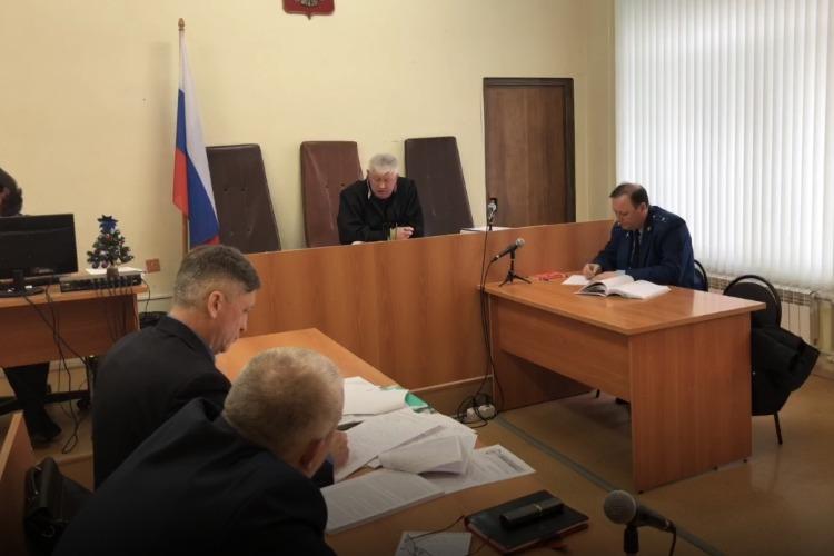 Суд да дело Мурнина. Допросили трех свидетелей и перенесли заседание