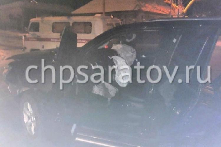 В столкновении Камаза и Lexus пострадали дети